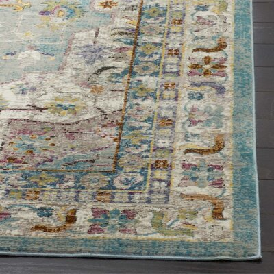 Andy Green Area Rug Rug Size: Rectangle 3 X 5