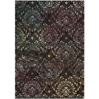 Andy Brown Area Rug Rug Size: Rectangle 4 x 6