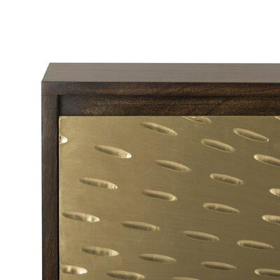 Robbyn Brass Sideboard