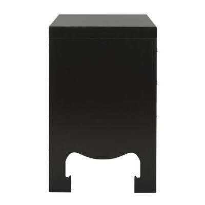 Dayton 3 Drawer Nightstand
