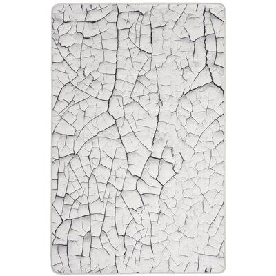 Kira Cream Area Rug Rug Size: 51 x 76
