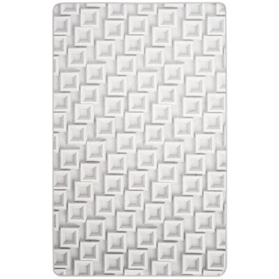 Cahoon Abstract Power Loomed Ivory Area Rug Rug Size: Rectangle 3 x 5