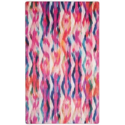 Janiyah Pink Area Rug Rug Size: Rectangle 4 x 6