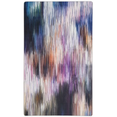 Ellesmere Purple Area Rug Rug Size: Rectangle 4 x 6