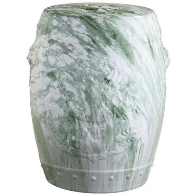 Hermilda Marble Garden Stool MCRF4235 42212595