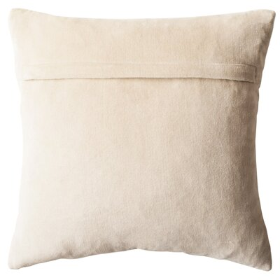 Slovin Throw Pillow Size: 18 x 18
