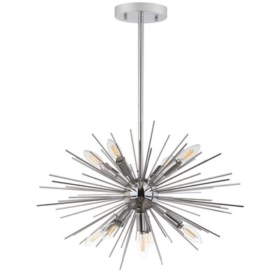 Westmont 9-Light LED Geometric Pendant