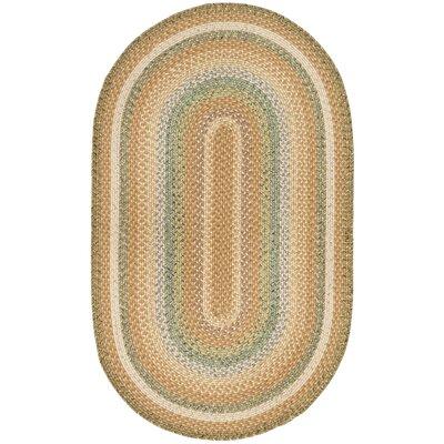 Chesmore Hand-Woven Tan Area Rug