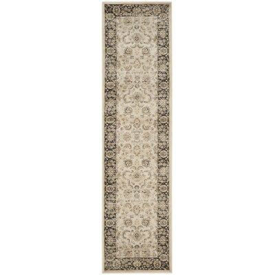 Mainville Runner Ivory Area Rug