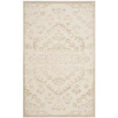 Applebaum Stone Area Rug Rug Size: Rectangle 27 x 4
