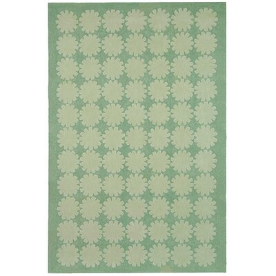 Quayle Hand Woven Cotton Hydra Area Rug