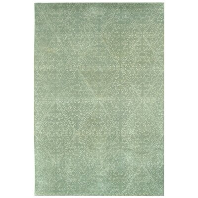 Quayle Hand Tufted Wool Birch Area Rug Rug Size: Rectangle 56 x 86