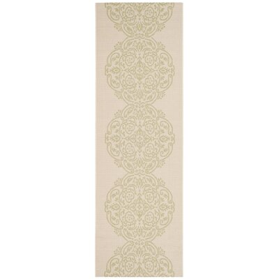 Joliet Topiary Signet Beach Grass Area Rug