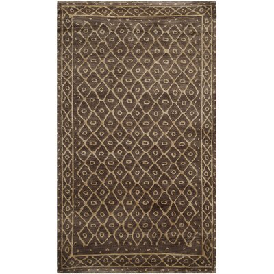 Lavander Rug Rug Size: Rectangle 8 x 10