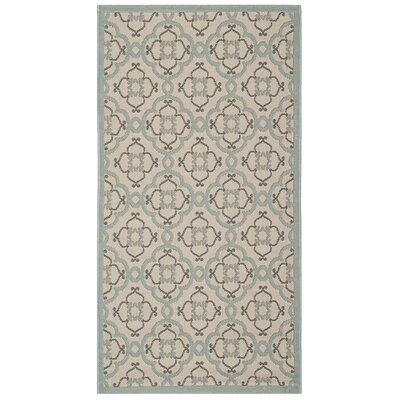 Sorensen Brown Area Rug Rug Size: Runner 27 x 82