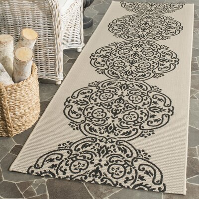 Joliet Topiary Signet Silhouette Area Rug