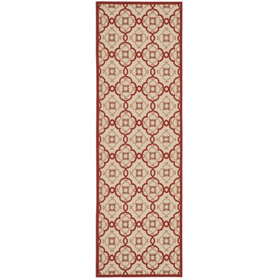 Sorensen BougaIn Villea Area Rug Rug Size: Rectangle 27 x 5