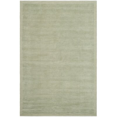 Light Green Area Rug Rug Size: Rectangle 2 x 3