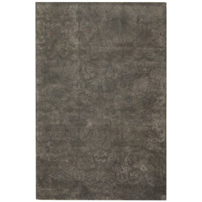 Quincey Hand Tufted Wool Toffee Area Rug