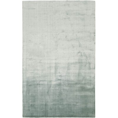 Beckett Hand-Loomed Villa Blue Area Rug Rug Size: Rectangle 9' x 12'
