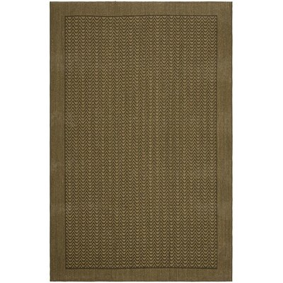 Huxley Moss Area Rug Rug Size: Rectangle 4 x 6