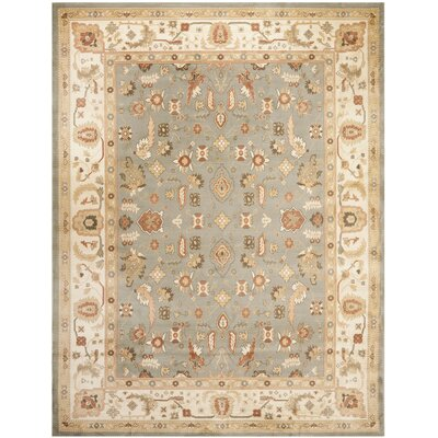 Wakely Cream Area Rug Rug Size: Rectangle 26 x 4