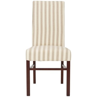 Lease to own Classical Cotton Parson Chair (Set ...