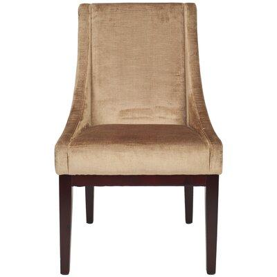 Dark Velvet Armchair