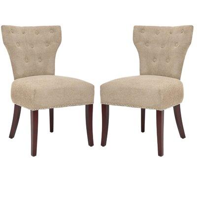 Ethan Fabric Slipper Chair
