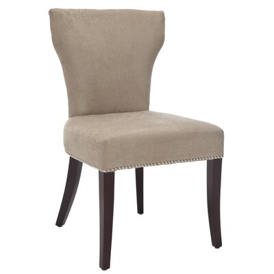 Mason Side Chair Upholstery: Wheat Tan