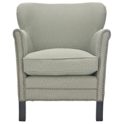 Jayden Armchair Color: Seamist
