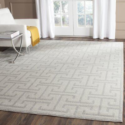 Fehi Ivory Area Rug Rug Size: Rectangle 8 x 10
