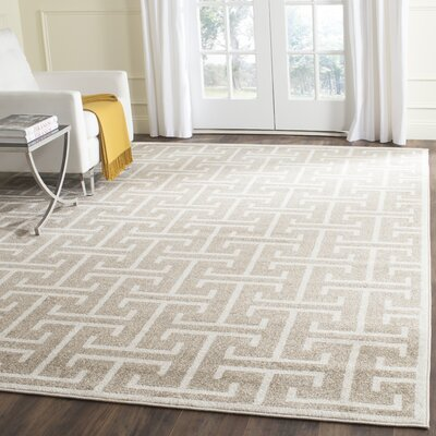Fehi Wheat Area Rug Rug Size: Rectangle 4' x 6'