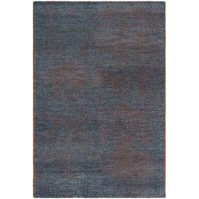 Merriam Hand Tufted Wool Blue Area Rug Rug Size: Rectangle 6 x 9