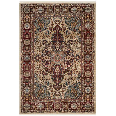 Murphy Brown Area Rug Rug Size: Runner 26 x 8