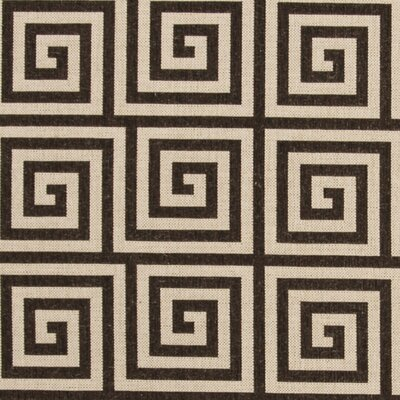 Kallias Contemporary Natural Lattice Area Rug Rug Size: Rectangle 8 x 10