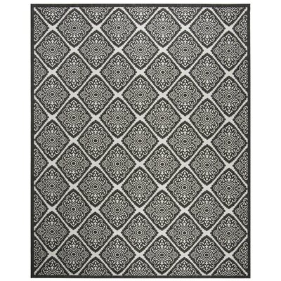 Mckinley Light Gray Area Rug Rug Size: Rectangle 8 x 10