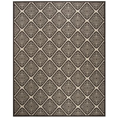 Mckinley Brown Area Rug Rug Size: Square 67