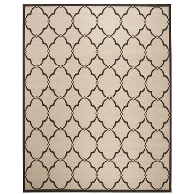 Miesha Natural Area Rug Rug Size: Rectangle 9 x 12