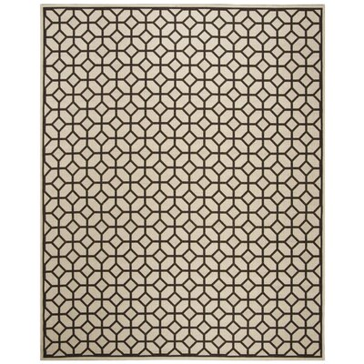 Kelli Natural Area Rug Rug Size: Rectangle 8' x 10'