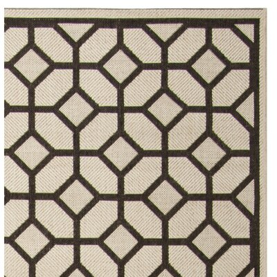 Kelli Natural Area Rug Rug Size: Runner 2 x 8