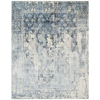 Issouf Hand Tufted Rectangle Ivory Area Rug Rug Size: Rectangle 8 x 10