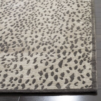 Ankit Hand Tufted Area Rug Rug Size: Rectangle 4 x 6