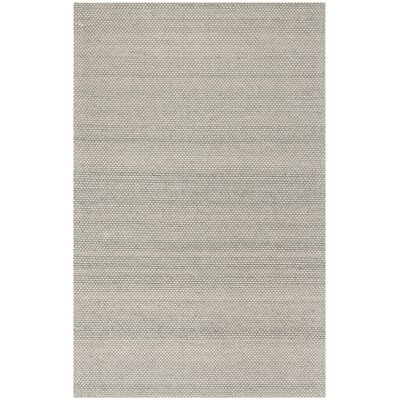 Shaniko Hand Tufted Gray Area Rug� Rug Size: Rectangle 5 x 8