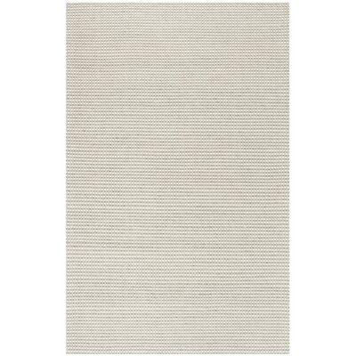 Alberta Hand Tufted Wool Beige Area Rug� Rug Size: Rectangle 5 x 8