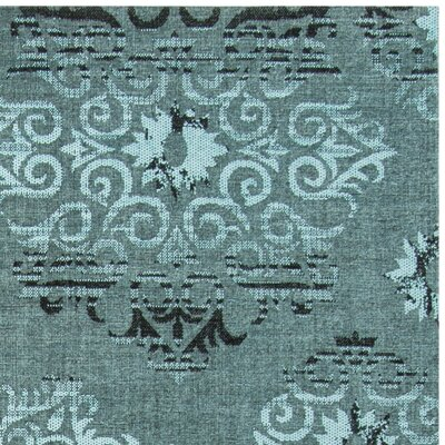 Stallman Light Blue Area Rug� Rug Size: Rectangle 5 x 8