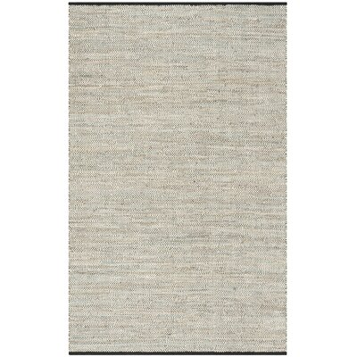 Glostrup Hand Tufted Beige Area Rug Rug Size: Rectangle 5 x 8