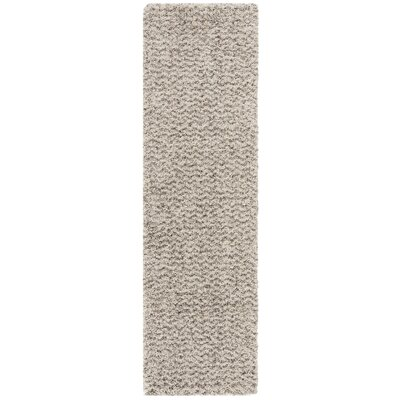 Cammie Ivory Area Rug Rug Size: Runner 23 x 8