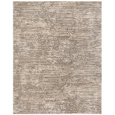 Edvin Beige Area Rug Rug Size: Rectangle 8 x 10