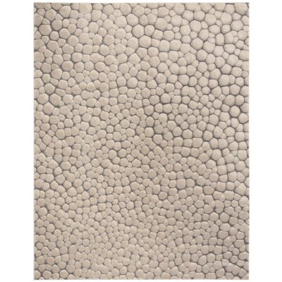 Edvin Beige Area Rug Rug Size: Rectangle 67 x 9